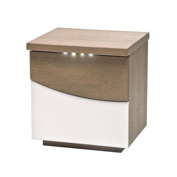 Chevet bahia dont 1 00 d 39 co participation meubles for Eco participation meuble