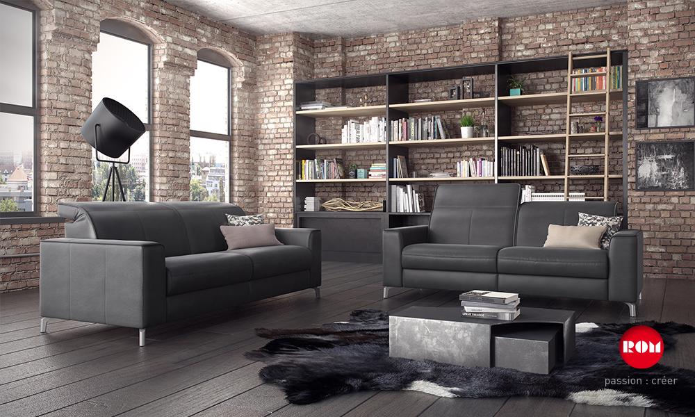 Triton meubles leclerc for Leclerc meubles basse goulaine