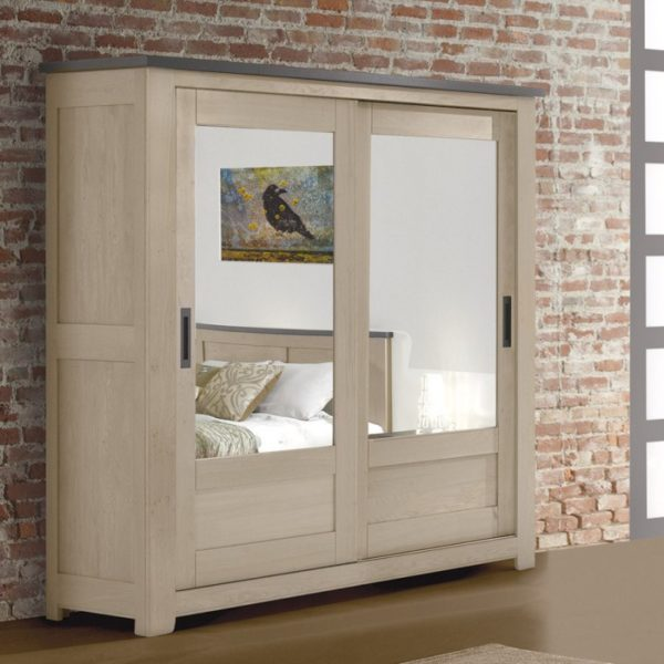 Modeles armoires chambres coucher trendy chambres a for Modele porte chambre a coucher