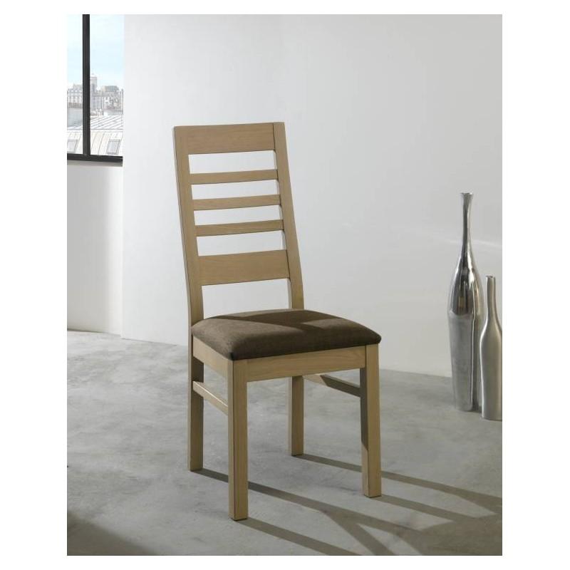 Chaise chêne massif - Whitney