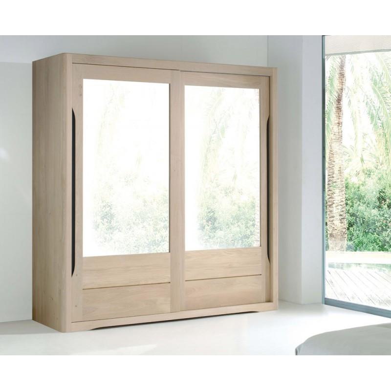 Grande armoire 2 portes - Lilou