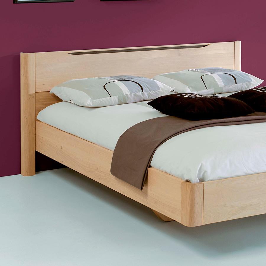 Tête de lit seule en chêne massif - Lilou