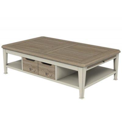 Table basse archives meubles leclerc for Leclerc meubles basse goulaine