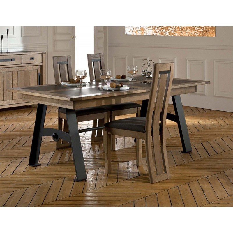 Table style atelier - Deauvil