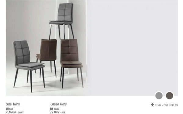 Chaise - Twins