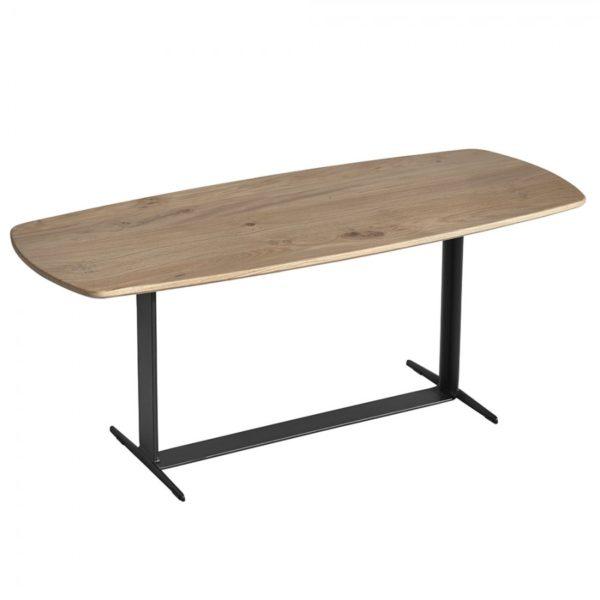 TABLE BASSE EDEN CHÊNE 100 X 42 CM 1
